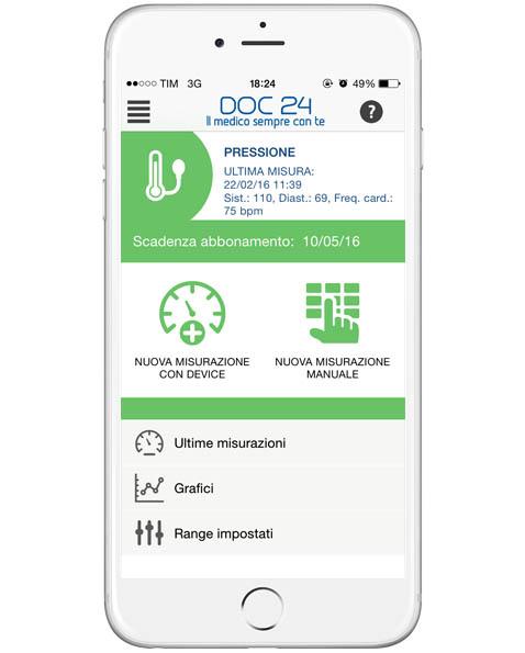 Doc 24 il servizio che porta il medico su smartphone - Porta che sbatte suono ...